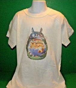 YOUTH Studio GHibli Handmade SZ M TShirt Battle Royale Video
