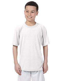 Gildan Performance Youth 4.5 Oz. T-Shirt, XS, White