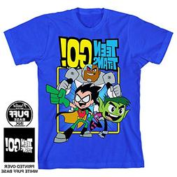 Youth Teen Titans Go Boy's T-Shirt